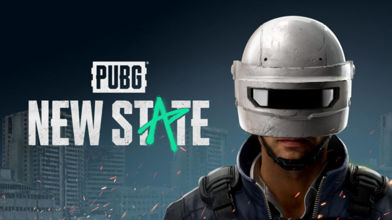 PUBG New State Game Poster