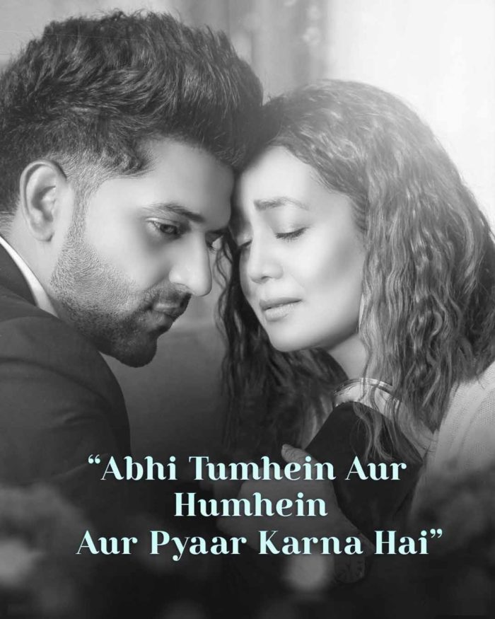 Aur Pyaar Karna Hai Lyrics by Guru Randhawa and Neha Kakkar