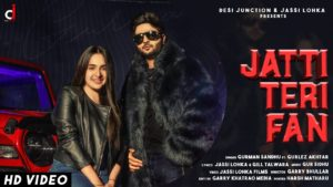 Jatti Teri Fan by Gurnam Sandhu