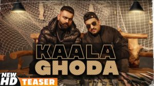 Kaala Ghoda by Amrit Maan and Divine