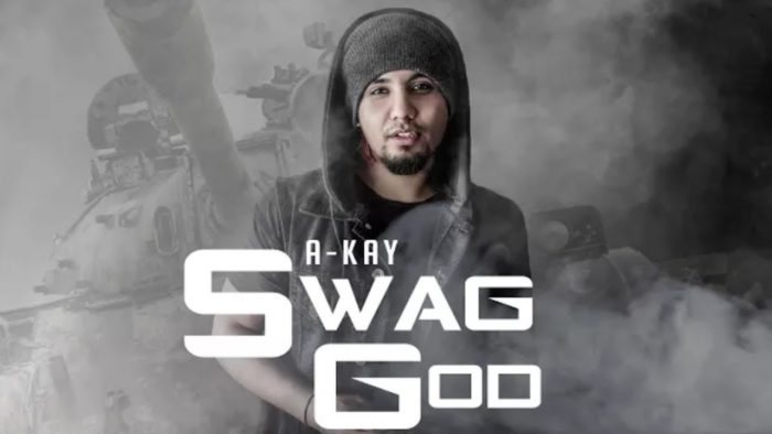 Swag God by A Kay