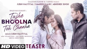 Tujhe Bhoolna Toh Chaaha Lyrics by Jubin Nautiyal