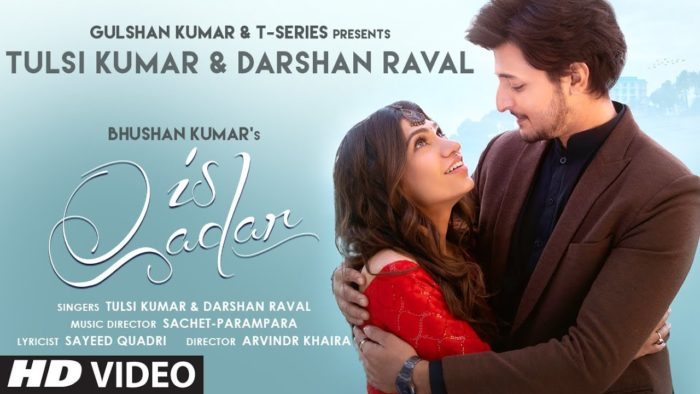 Is Qadar by Tulsi Kumar & Darshan Raval